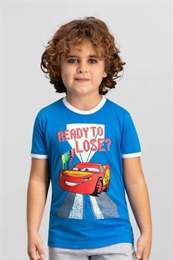 Cars Blue Boy Licensed T-Shirt