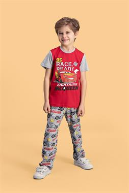 Cars Licensed Team Red Boy Pajamas