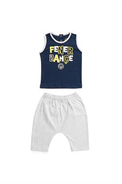 Fenerbahçe Bermuda Athlete Licensed Unisex Baby 2-Team Navy Blue