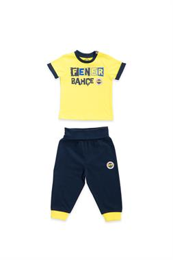 Fenerbahçe Licensed Unisex Baby 2-Team Yellow