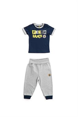 Fenerbahçe Licensed Unisex Baby 2-Team Navy Blue