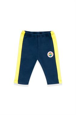 Fenerbahçe Licensed Baby Girl Navy Blue Tights