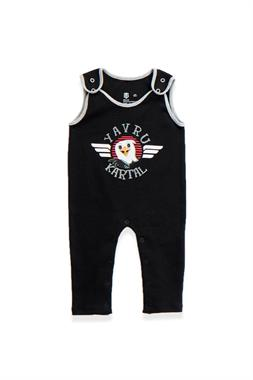Beşiktaş Licensed Infant Black Jumpsuit