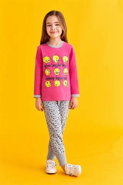 Tweety Fuchsia Girl A Pajama Outfit Licensed