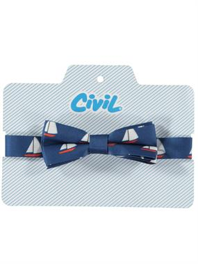Civil Boy Blue Bow Tie Saks