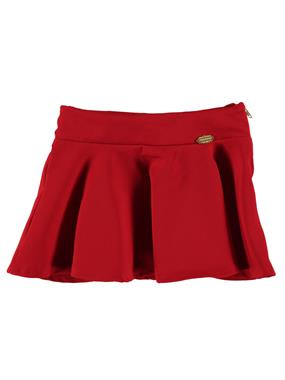 Civil Girls Girl Red Skirt 2-5 Years