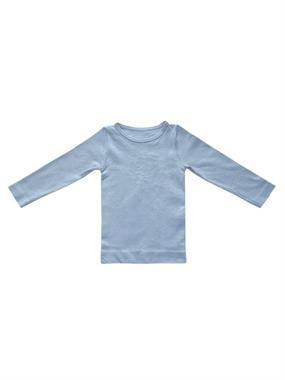 Lava Baby Kidboo Blue 3 24 Months Long Sleeve Body