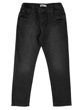 Civil Boys Crested Gray Leather Pants Boy Age 10-13