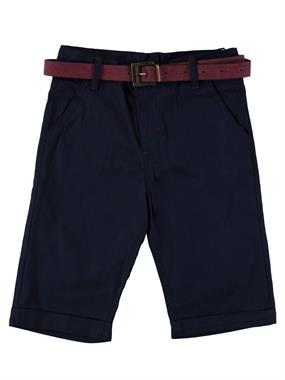 Civil Boys Age 6-9 Boy Navy Blue Capri
