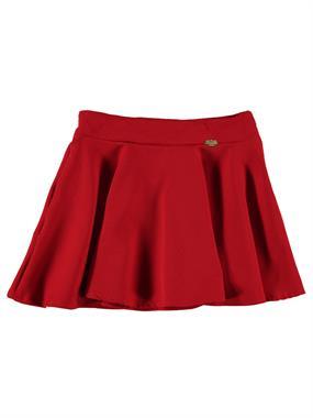 Civil Girls Red Skirt Girl Age 6-9