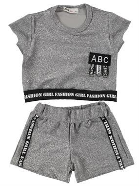 Civil Girls Team Grey Girl Child 2-5 Years