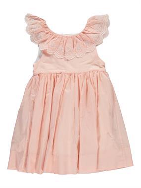 Civil Girls Powder Pink Girl Dress For 2-5 Age