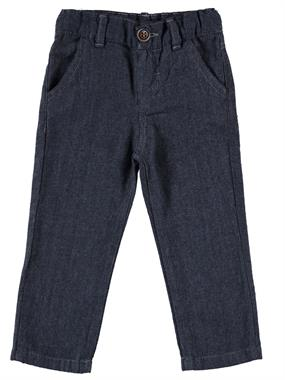 Civil Boys Boy Linen Pants Indigo 2-5 Years