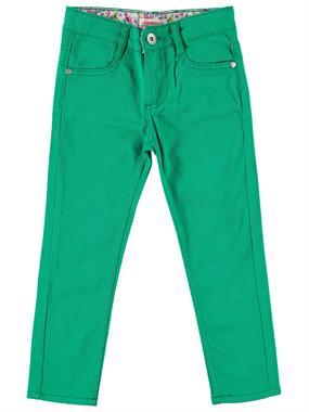 Ottomama Yesil Girl Pants Age 6-9