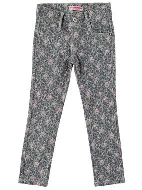 Ottomama Navy Blue Girl Pants Age 6-9