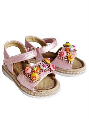 Missiva Powder Pink Number Girl Sandals 21-25