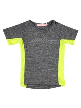 Civil Sport Girl Kids T-Shirt Grey 2-5 Years