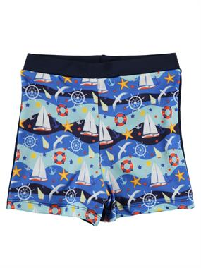 Civil Boys Ages 1-13 Boy Swimwear Dark Blue