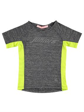 Civil Sport Girl Kids T-Shirt Age 6-9 Gray