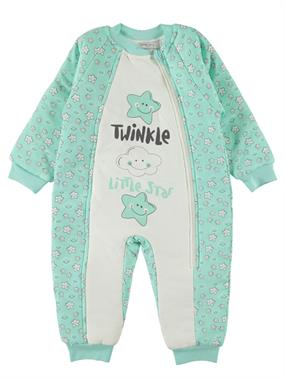Cvl Mint Green Sleeping Bag Boy Age 2-5