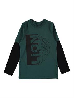 Cvl Yesil Age 6-9 Boy Sweatshirt
