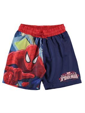 Spiderman Sea Boy Navy Blue Shorts Age 3-9