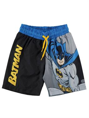 Batman Age 3-9 Boy Shorts Black Sea