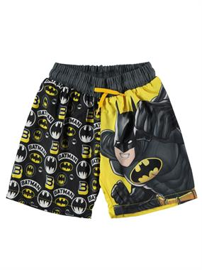 Batman Sea Age 3-9 Yellow Boy Shorts