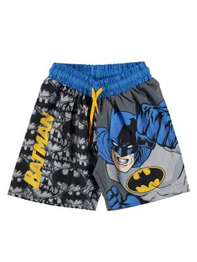 Batman Boy Shorts Age 3-9 Blue Sea