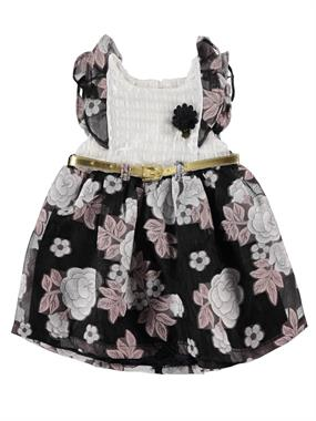 Ella BaByliss Black Girls Dress 2-5 Years
