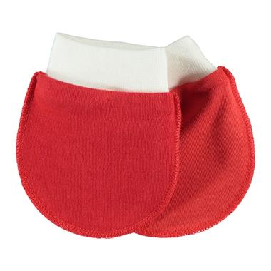 Kujju Baby Red Gloves