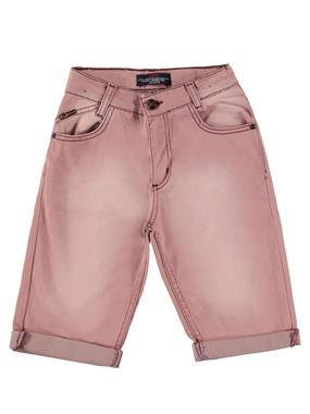 Mutlu 8-12 Years Boy Jeans Capri Rose