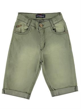 Mutlu Boy Jeans Khaki Capri 8-12 Years
