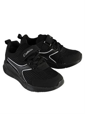 Callion Numbers 31-35 Boy Black Sneakers