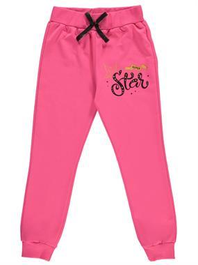 Cvl Age 6-9 Girl Sweatpants Fuchsia
