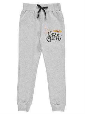 Cvl Gray Sweatpants Girl Age 6-9