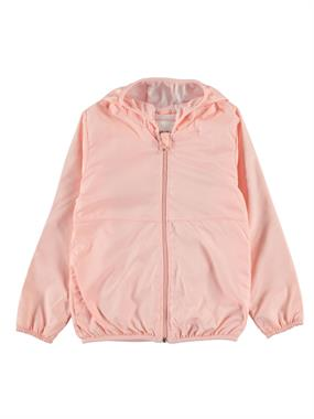 Civil Girls Girl Pink Hooded Raincoat-Age 6-9