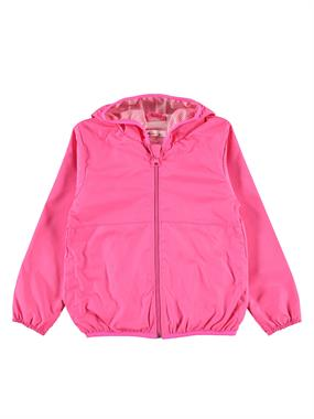 Civil Girls Fuchsia Hooded Raincoat-Age 6-9 Girl
