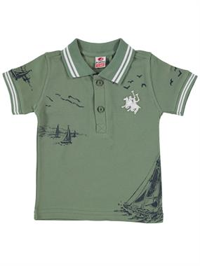 Popito Boy T-Shirt Yesil 1-5 Years