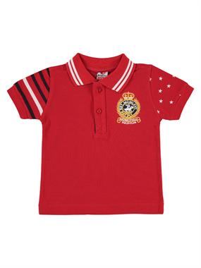 Popito Boy T-Shirt Red 1-5 Years