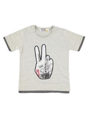 Mr.icon Mr. Boy Icon T-Shirt Grey 1-5 Years