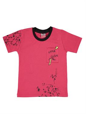 Popito Boy T-Shirt Burgundy Age 1-5
