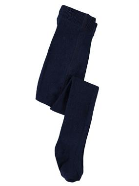 Katamino 6-18 Months Baby Boy Navy Blue Pantyhose