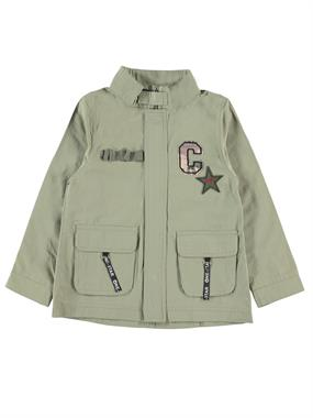 Civil Boys Boy Khaki Jacket Age 6-9