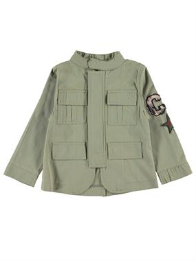 Civil Boys Khaki Boy's Jacket Age 2-5