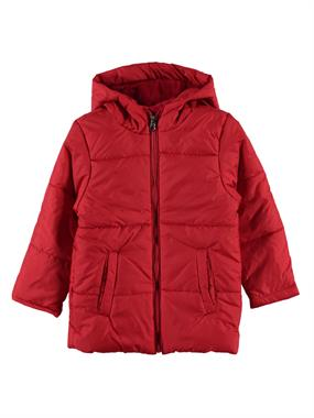 Civil Girls Girl Hooded Jacket Red 2-5 Years