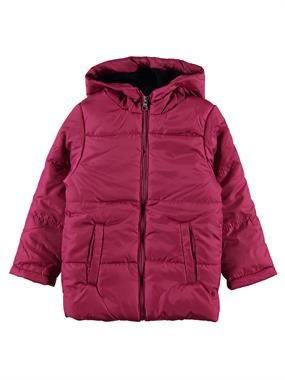 Civil Girls Tongue In Cheek 2-5 Years Girl Hooded Jacket