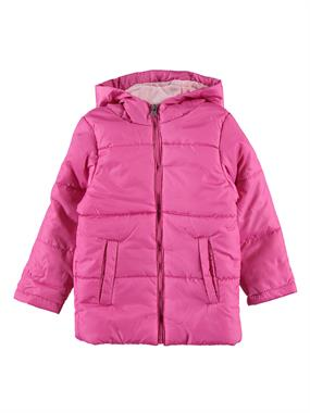Civil Girls Girl Hooded Jacket Pink 2-5 Years
