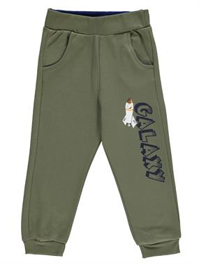 Civil Boys Khaki Sweatpants Boy Age 2-5