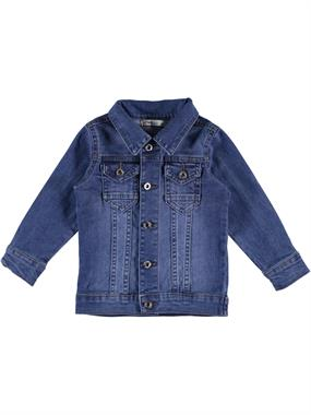 Civil Boys 2-5 Years Blue Denim Jacket Boy